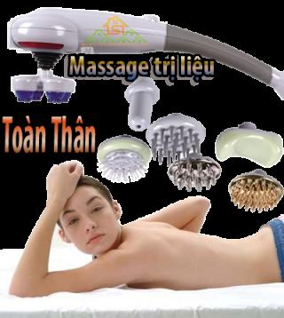 máy massage magic