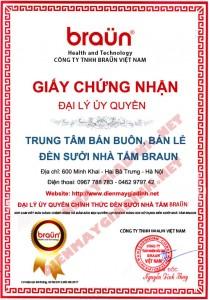chung nhan dai ly den suoi nha tam braun