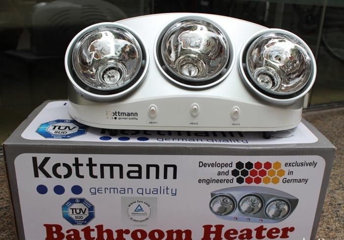 Đèn sưởi nhà tắm Kottmann K3B S2