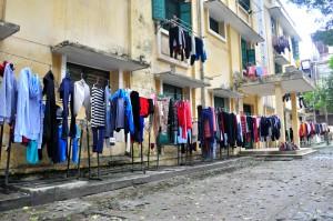 Quần áo không khô khi trời nồm là vấn đề khó giải quyết