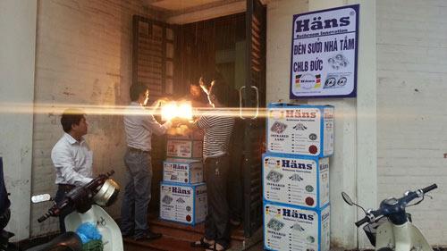 Sửa chữa đèn sưởi nhà tắm miễn phí
