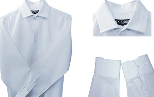 Mẹo giặt cổ áo trắng hiệu quả