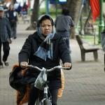 Không khí lạnh sẽ gây nhiệt độ thấp nhất từ đầu năm