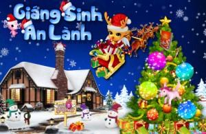 Chúc mừng Noel và Năm Mới 2016