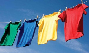 Máy sấy quần elex giúp quần áo dễ ủi hơn