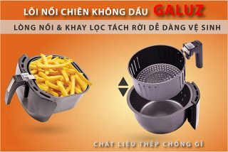noi chien khong dau galuz 301-2
