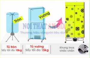 Dòng sản phẩm tủ sấy có những loại nào?