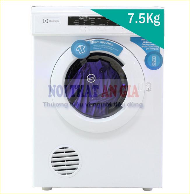 electrolux EDV7552