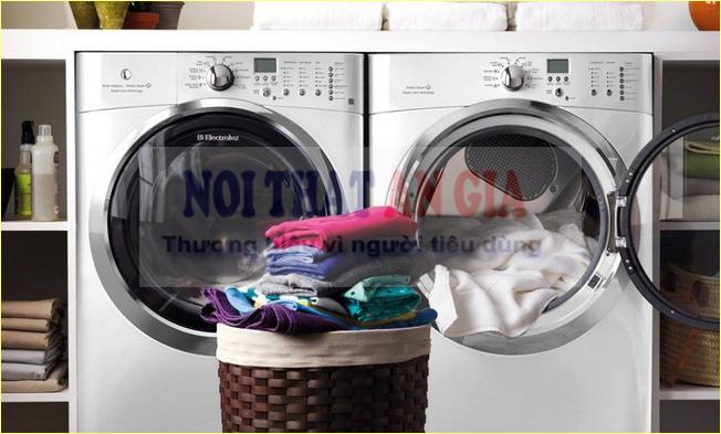 Máy sấy quần áo 20kg với công suất nào là hợp lý