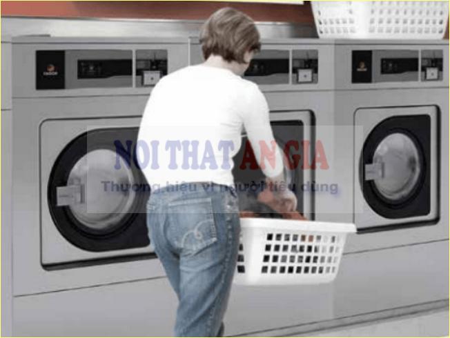 Tìm hiểu về máy sấy quần áo 30kg
