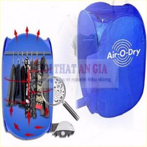 Giúp sấy khô quần áo an toàn