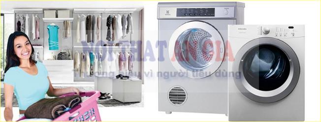 Tìm hiểu về máy sấy quần áo